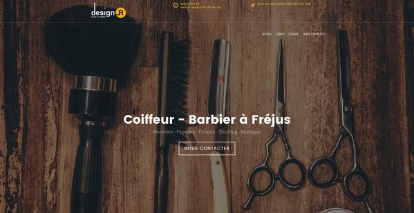 Barbier coiffeur fréjus